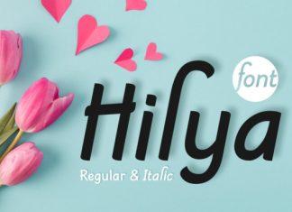 Hilya Font