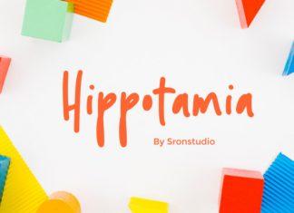 Hippotamia Font
