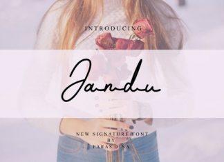 Jandu Font