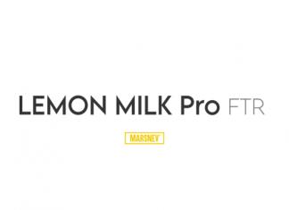 Lemon Milk Pro Font