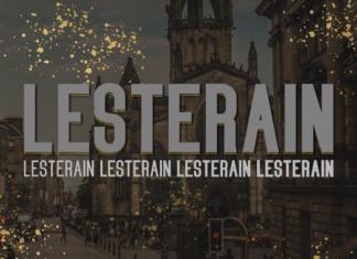 Lesterain Font