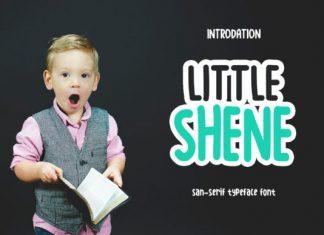 Littleshen Font