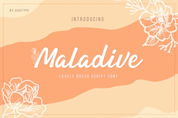 Maladive Font