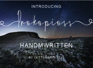 Prokopioss Font