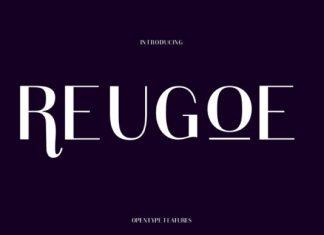 Reugoe Font