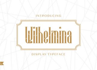 Wilhelmina Font