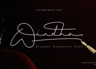 Windha Font