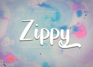 Zippy Font