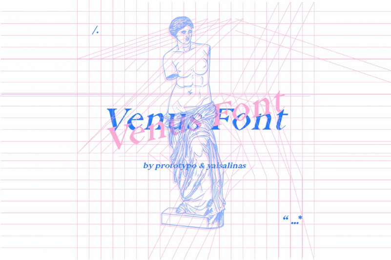 Venus Font