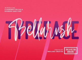 Bellarush Font