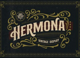 Hermona Vintage Font