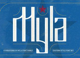 Myla Font