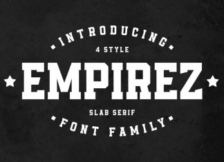 Empirez Font