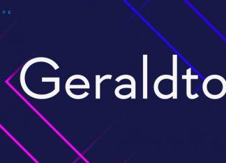Geraldton Font