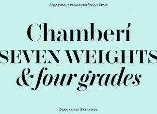 Chamberí Font