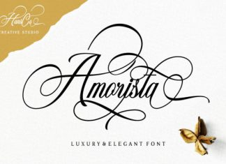 Amorista Font