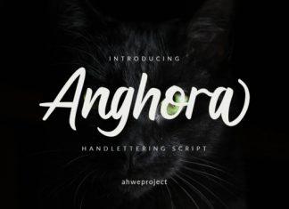 Anghora Font