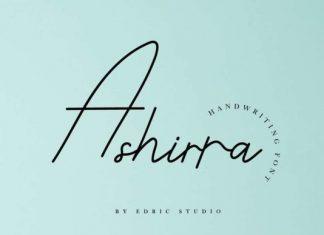 Ashirra Font