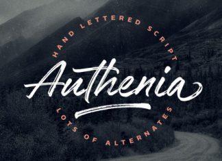 Authenia Font