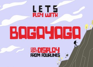 Bagayaga Font