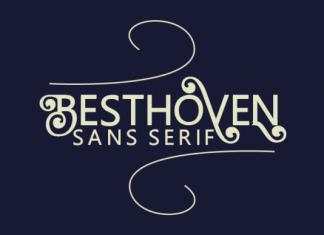 Besthoven Font