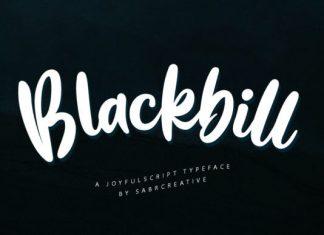 Blackbill Font