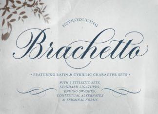 Brachetto Font