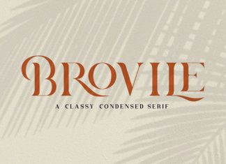 Brovile Font
