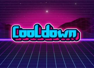 Cooldown Font