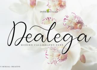 Dealega Font