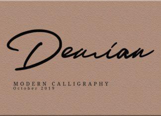 Demian Font