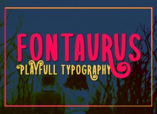 Fontaurus Font