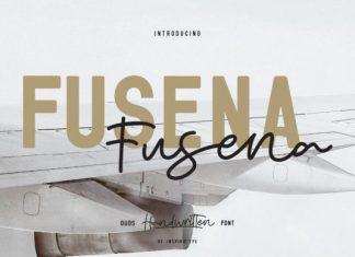 Fusena Font