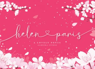Helen Paris Font