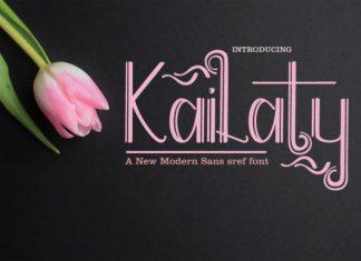 Kailaty Font