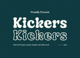 Kickers Font