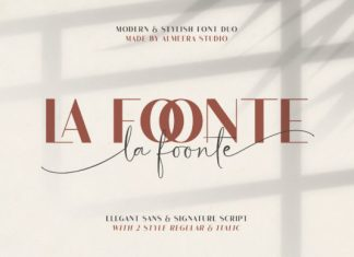 La Foonte Font