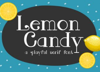 Lemon Candy Font