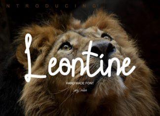 Leontine Font