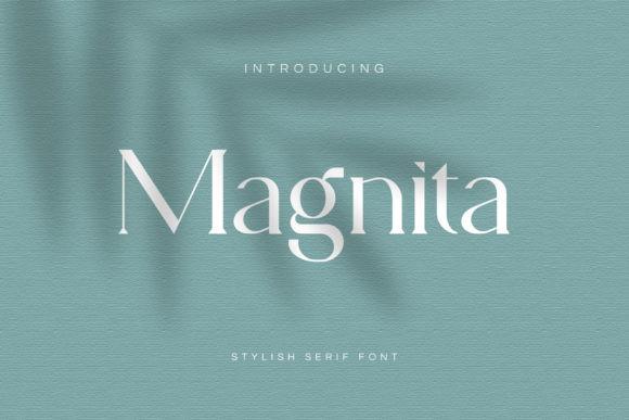 Magnita Font