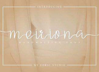 Meiriona Font