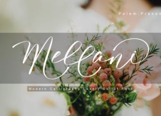 Mellani Font