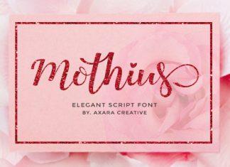 Mothius Font