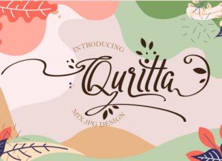 Quritta Font