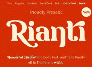 Rianti Font