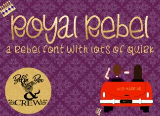 Royal Rebel Font