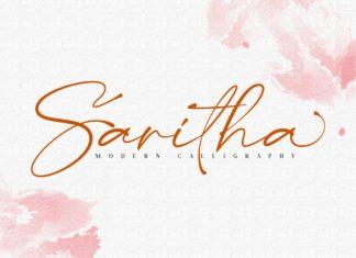 Saritha Font