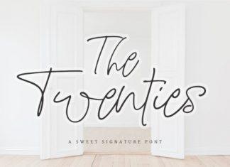 The Twenties Font