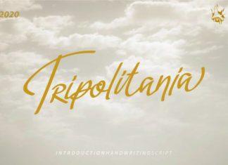 Tripolitania Font