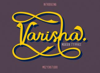 Varisha Font